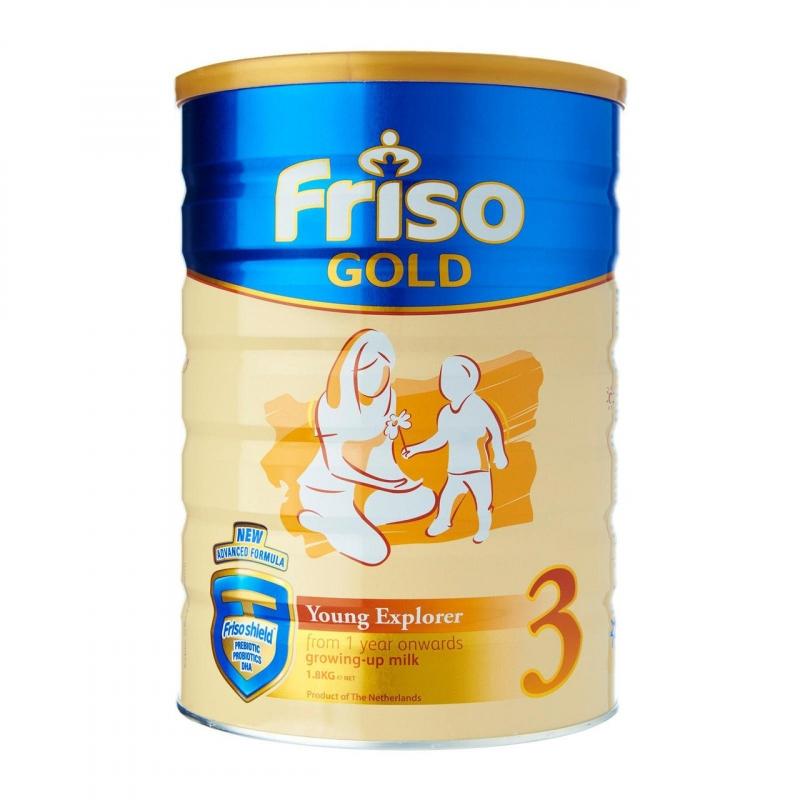 Смесь молочная Голд-3, 1-3лет, 800 985655 Фрисолак