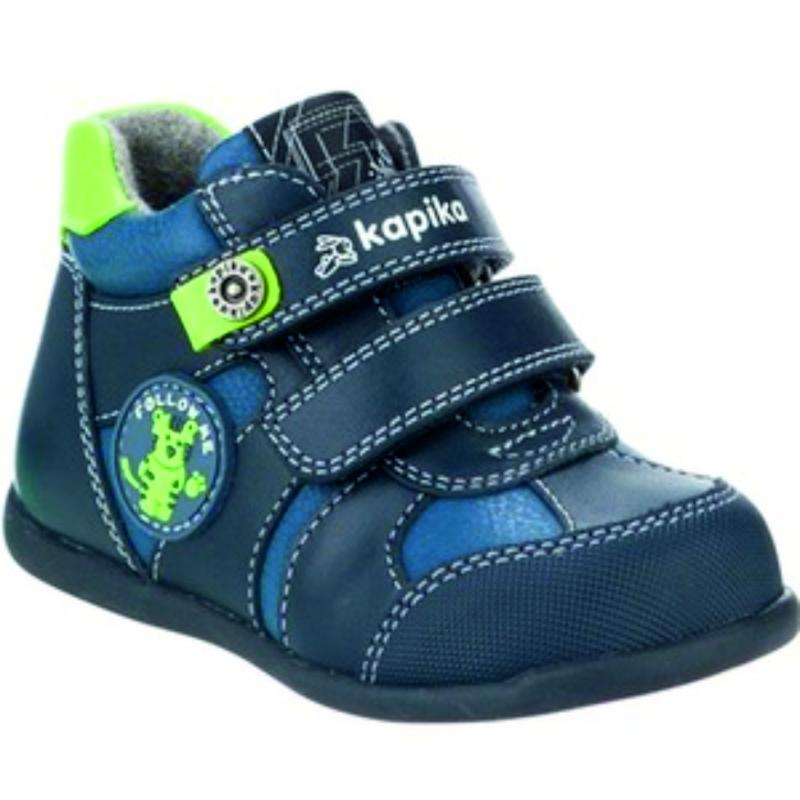 Ботинки для мальчика 51234ук-2 Капика