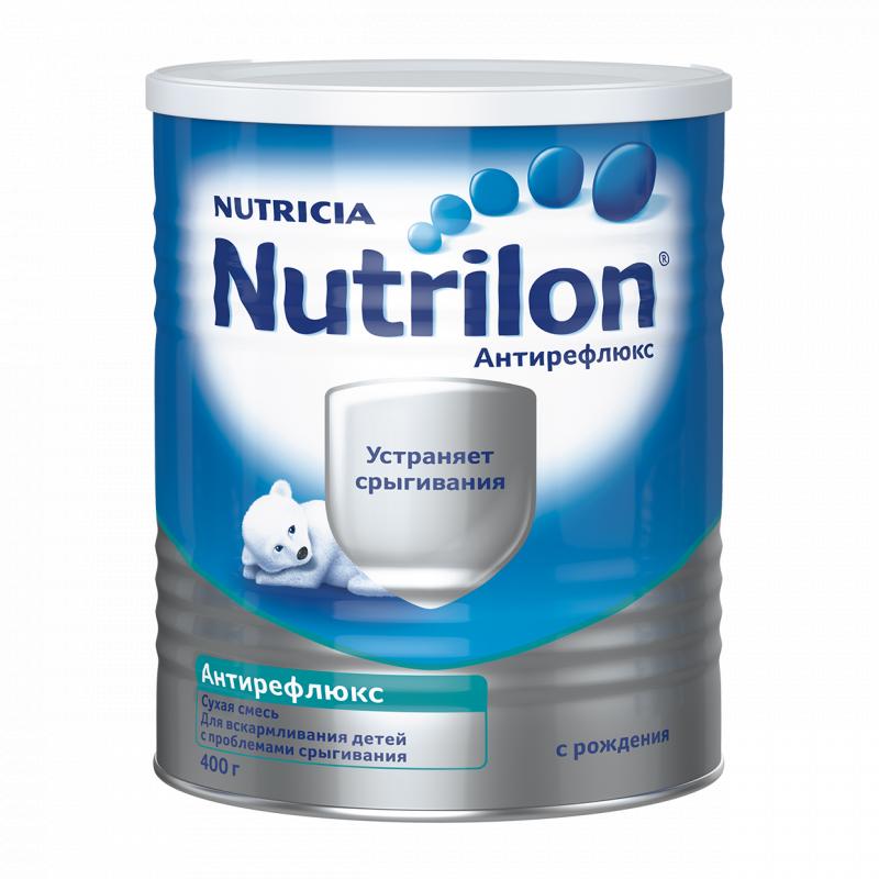 Смесь молочная Нутрилон Антирефлюкс, 0-12 мес., 400 Нутрилон