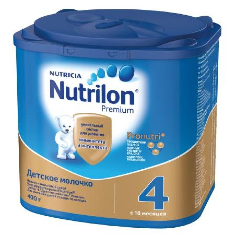 Смесь молочная Нутрилон 4 юниор, 18+ мес., 400 985697