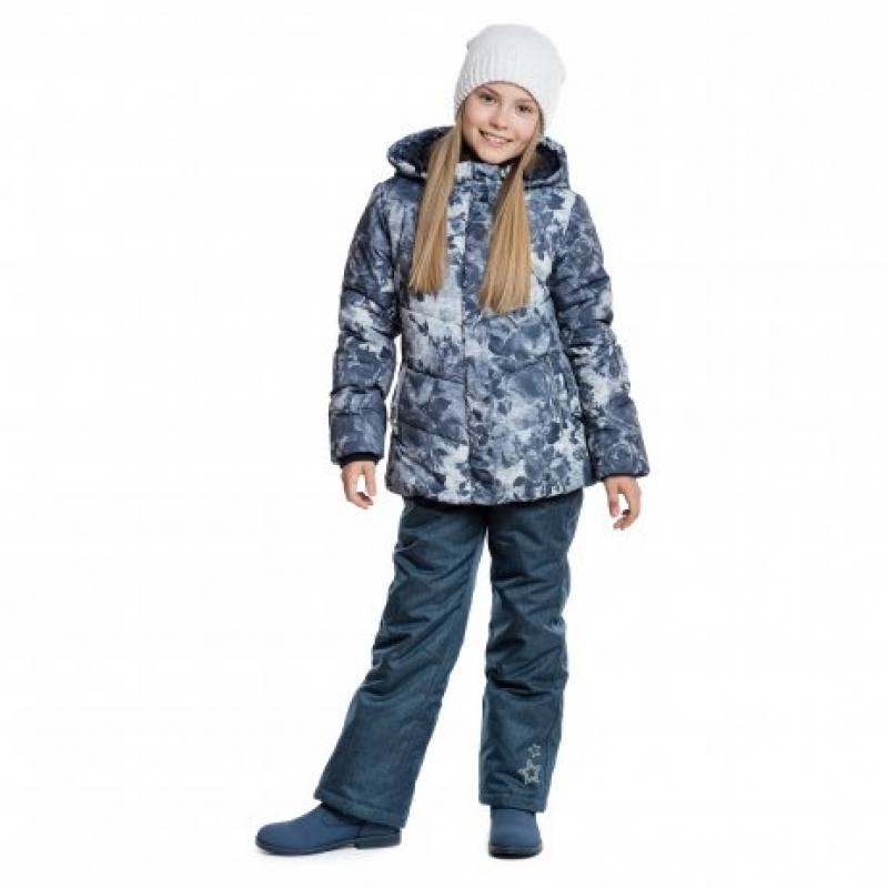 "Куртка для девочки теплая 300г/м2 364150 S""cool"