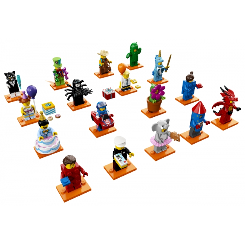 LEGO Минифигурки Юбилейная серия 71021 Лего