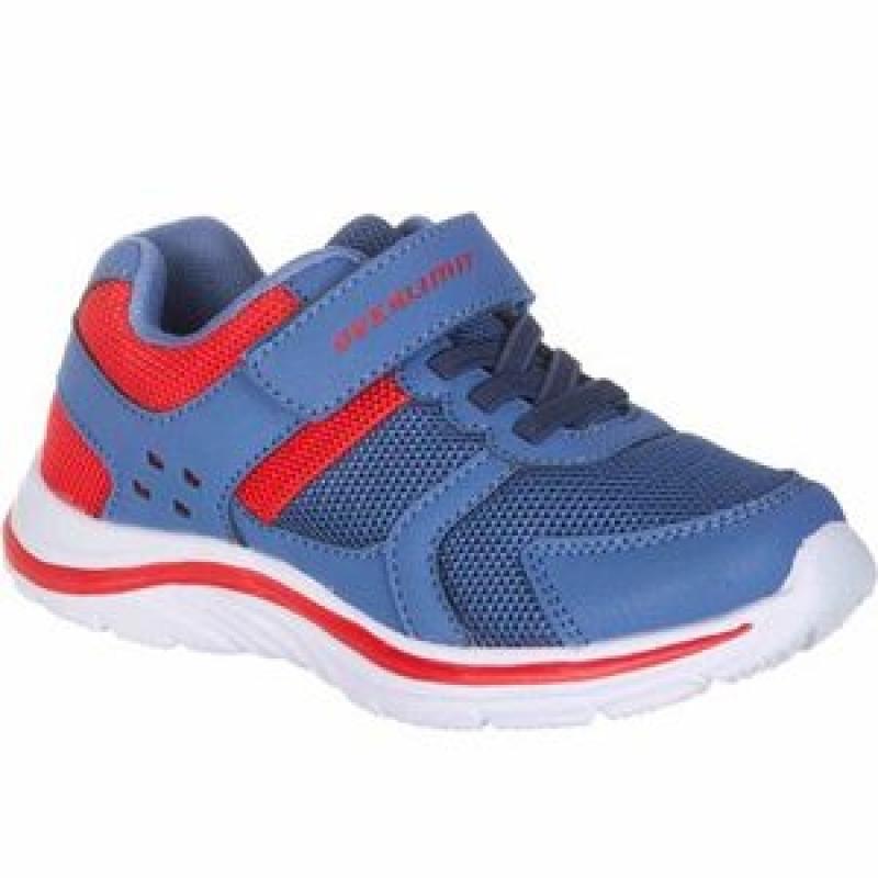 Кроссовки для мальчика, синий текстиль 72387-2 Капика/Kapika