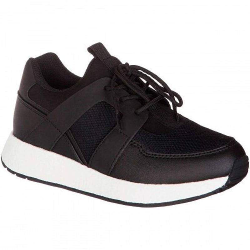 Кроссовки для мальчика черный текстиль 74354-1 Капика/Kapika