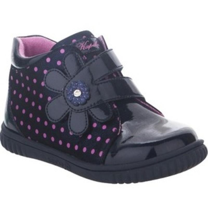 Ботинки для девочки  51241ук-1 Капика