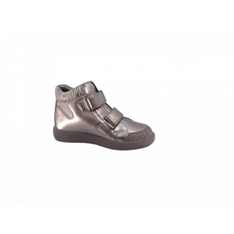 Ботинки для девочки бронза 35438у-1 Капика/Kapika