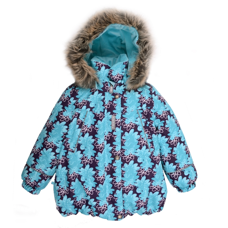 Куртка для девочки, зима 16431/4055 Кerry