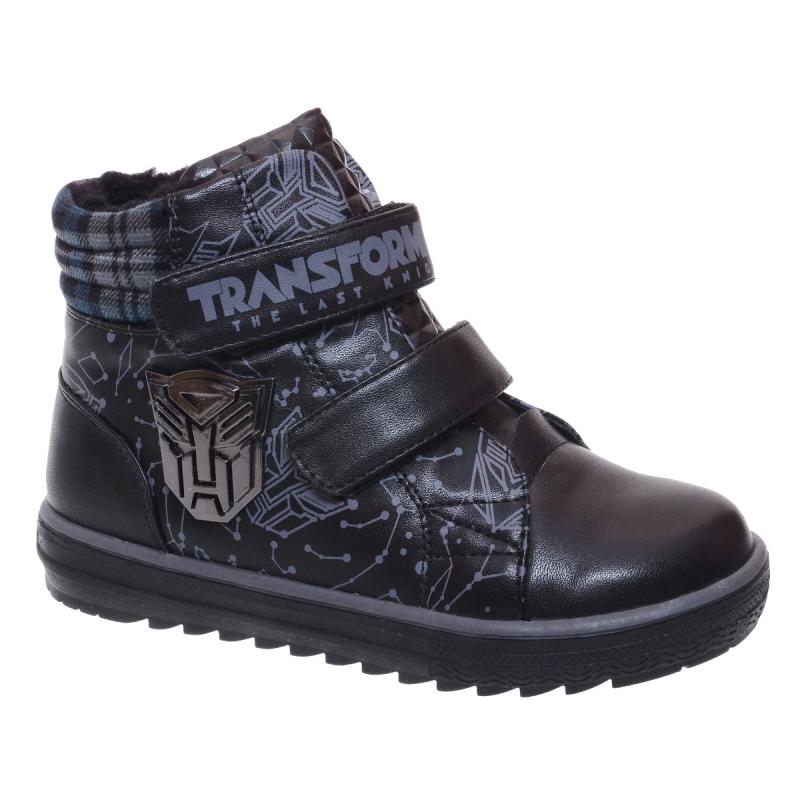 Ботинки для мальчика Transformers  6821А